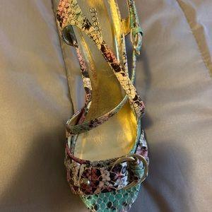 High heel/platform